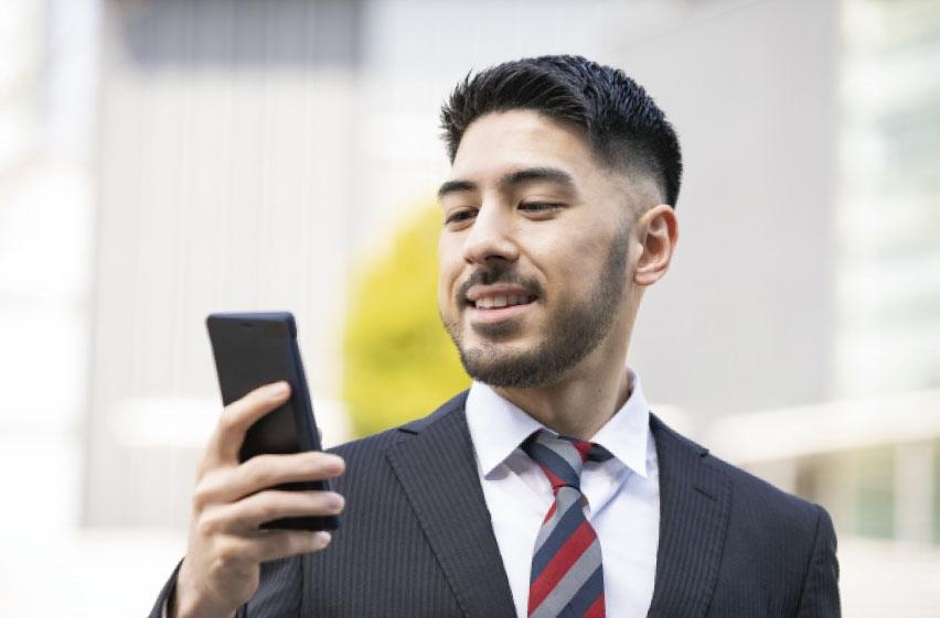 BYODの導入、働き方改革の推進に